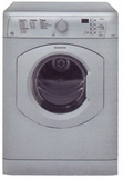 TVF63XSNA Ariston Elegance Line Electric Vented Dryer - Platinum