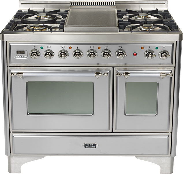 gas double oven range at us appliance, Kitchen