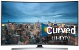 "UN55JU7500 Samsung 55"" Curved LED 4K Smart LED 2160p Ultra HDTV with Peak Illuminator - Energy Star"