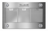 UXL6036YSS Whirlpool 36-Inch Custom Hood Liner with 3 Fan Speed Settings - Stainless Steel