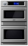 "VDOT730SS Viking 30"" TurboChef Double Electric Wall Oven with Convection Technology - Stainless Steel"