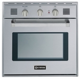 "VEBIG24SS Verona 24"" Gas Wall Oven - Stainless Steel"