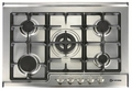 "VECTG532FS Verona 30"" Gas Cooktop - Stainless Steel"