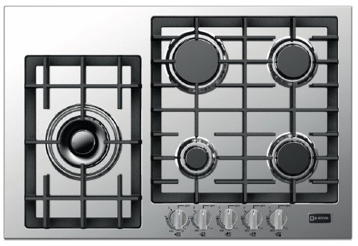 32 inch stainless steel electric cooktops