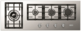 "VECTGM424SS Verona 42"" Gas Cooktop - Designer Series - Stainless Steel"