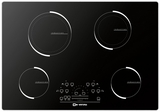 "VECTIM304 Verona 30"" Electric Induction 4 - Burner Cooktop - Black"