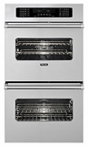 "VEDO5302TSS Viking Professional Series 30"" Double Custom Electric Touch Control Premiere Oven - Stainless Steel"