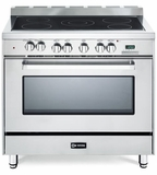 "VEFSEE365SS Verona 36"" Electric Single Oven Range - Stainless Steel"