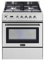 "VEFSGE304SCSS Verona 30"" Self Cleaning Dual Fuel Convection Range - Stainless Steel"