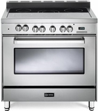 Verona Stainless Steel Ranges