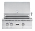 "VGBQ53024NSS Viking Professional 5 Series 30"" Ultra-Premium Gas Grill - Natural Gas - Stainless Steel"