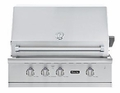 "VGBQ53624NSS Viking Professional 5 Series 36"" Ultra-Premium Gas Grill - Natural Gas - Stainless Steel"