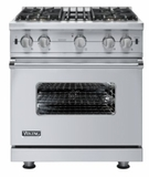 "VGCC530-4BSS Viking 30"" Custom Sealed Burner Pro Style Range - Stainless Steel"