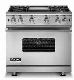 Viking Gas Ranges 36-INCH