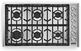 Viking Liquid Propane Cooktops - 36 INCH
