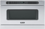 "VMOD241SS Viking Professional 24"" Undercounter Drawer Microwave Oven with Sensor Cooking - Stainless Steel"