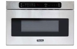 """VMOD5240ss 24"""" Viking Undercounter DrawerMicro Oven - Stainless Steel"""