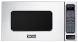 VMOS201SS Viking Professional Series 2.0 cu. ft. Custom Conventional Microwave Oven - Stainless Steel