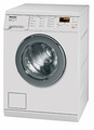 W3037 Miele Touchtronic 1.98 Cu Ft Front Load Washer with Touchtronic Controls - White