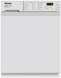 W3039i Miele Energy Star  Touchtronic Large Capacity Front Load Electric Washer - Decor / White