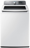 WA45H7200AW Samsung 4.5 cu. ft. Capacity Top Load Washer with AquaJet - White
