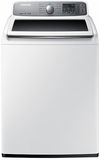 WA48H7400AW Samsung 4.8 cu. ft. Capacity Top Load Washer with AquaJet - White