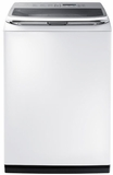 WA50K8600AW Samsung 5.0 Cu. Ft. Top Load Washer with Activewash & Super Speed - White