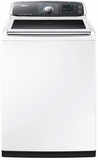 WA52J8060AW Samsung 5.2 Cu. Ft. Top Load Washer with Aquajet Deep Clean - White