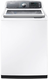 WA52J8700AW Samsung 5.2 Cu. Ft.Top Load Washer with Activewash - White