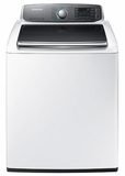 WA56H9000AW Samsung 5.6 cu. ft. Capacity Top Load Washer with EZ Reach Design - White