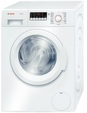 WAP24200UC Bosch  Ascenta 2.2 Cu Ft Compact Front Load Washer - White