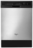 WDF550SAAS Whirlpool Dishwasher with Stainless Steel Tall Tub - Stainless Steel