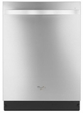WDT920SADM Whirlpool Gold Dishwasher with TotalCoverage Spray Arm - Monochromatic Stainless Steel