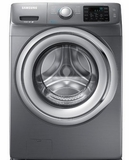WF42H5200AP Samsung 4.2 cu. ft. Capacity Front Load Washer - Platinum