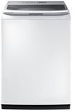 WA45K7600AW Samsung 4.5 Cu. Ft. Top Load Super Speed Washer with Integrated Control Panel - White