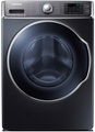 WF56H9100AG Samsung 5.6 cu. ft. Capacity Front Load Washer with SuperSpeed - Onyx
