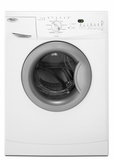 WFC7500VW Whirlpool 2.0 cu. ft. Compact Front Load Washer with Time Remaining - White