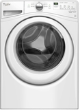 WFW75HEFW Whirlpool 4.2 Cu. Ft. Front Load Washer with Adaptive Wash Technology - White