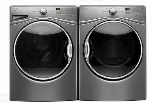Wfw85hefc 27 Quot Whirlpool 4 5 Cu Ft Front Load Washer With