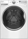 WFW90HEFW Whirlpool 4.5 Cu. Ft. Front Load Washer with Precision Dispense - White