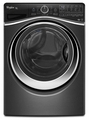 WFW97HEDBD Whirlpool 4.5 cu. ft. Duet Steam Front Load Washer with Load & Go System - Black Diamond