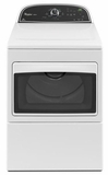 WGD5800BW Whirlpool Cabrio 7.4 Cu Ft Gas Dryer - White