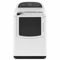 WGD8500BW Whirlpool 7.6 cu. ft. Cabrio Platinum HE Gas Dryer with Enhanced Touch Up Steam Cycle - White