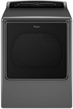 WGD8500DC Whirlpool 8.8 cu. ft. Cabrio High-Efficiency Gas Steam Dryer - Chrome