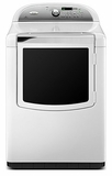 WGD8800YW Whirlpool Cabrio Platinum Gas Dryer - White