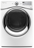 WGD94HEAW Whirlpool  7.4 cu. ft. Duet Gas Dryer with Advanced Moisture Sensing - White