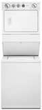 WGT3300XQ Whirlpool Whirlpool� Combination Washer/Gas Dryer - White