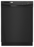 Whirlpool Dishwashers BLACK