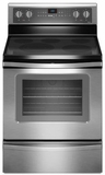 Whirlpool Electric Ranges STAINLESS STEEL