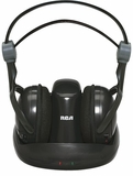 WHP141B RCA Wireless 900MHz Full Size Headphones with PLL Technology